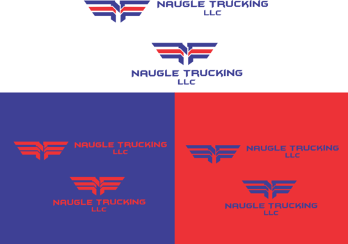 Naugle Trucking LLC A Logo, Monogram, or Icon  Draft # 88 by bajulijo