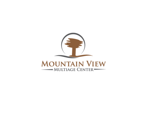 Mountain View Multiage Center A Logo, Monogram, or Icon  Draft # 8 by logoGamerz