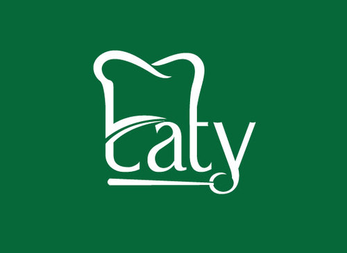 "If any text it should be only ""Eaty"" or ""Eaty Does It"" A Logo, Monogram, or Icon  Draft # 15 by shreeganesh"