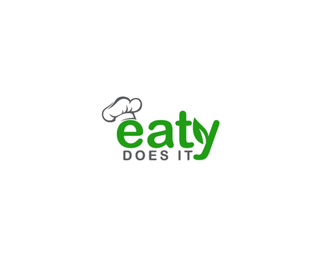 "If any text it should be only ""Eaty"" or ""Eaty Does It"" A Logo, Monogram, or Icon  Draft # 21 by gosto"