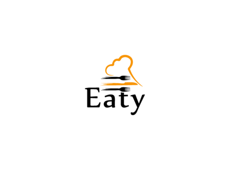 "If any text it should be only ""Eaty"" or ""Eaty Does It"" A Logo, Monogram, or Icon  Draft # 25 by jazzy"
