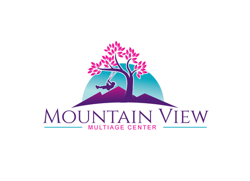 Mountain View Multiage Center A Logo, Monogram, or Icon  Draft # 26 by shreeganesh