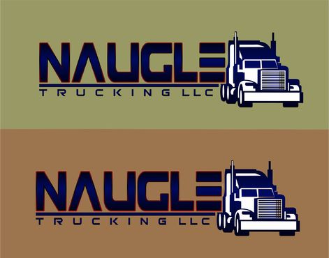 Naugle Trucking LLC A Logo, Monogram, or Icon  Draft # 109 by alunk