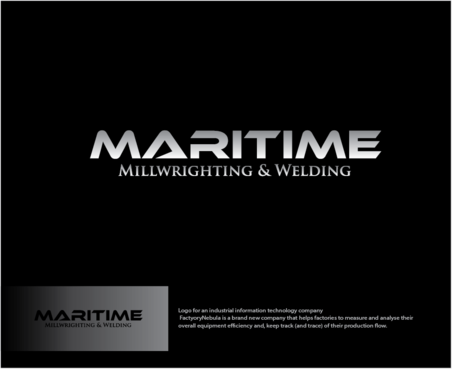 Maritime Millwrighting & Welding A Logo, Monogram, or Icon  Draft # 3 by logoGamerz