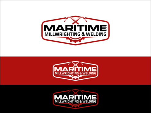 Maritime Millwrighting & Welding A Logo, Monogram, or Icon  Draft # 6 by thebullet