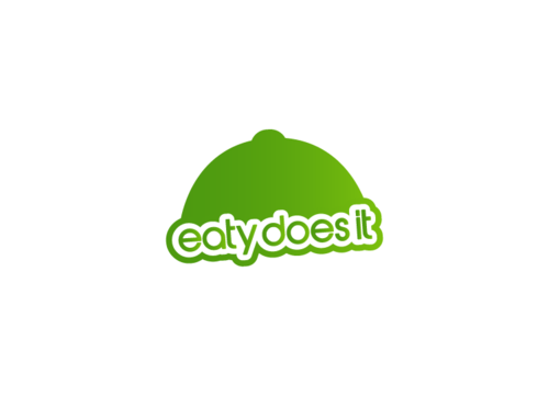"If any text it should be only ""Eaty"" or ""Eaty Does It"" A Logo, Monogram, or Icon  Draft # 50 by FauzanZainal"