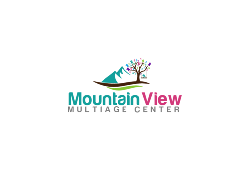 Mountain View Multiage Center A Logo, Monogram, or Icon  Draft # 51 by jazzy
