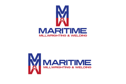 Maritime Millwrighting & Welding A Logo, Monogram, or Icon  Draft # 12 by TheTanveer