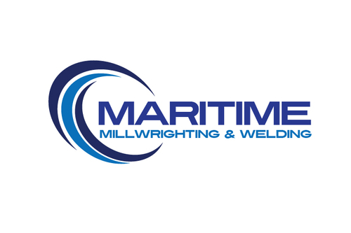 Maritime Millwrighting & Welding A Logo, Monogram, or Icon  Draft # 13 by TheTanveer
