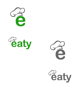 "If any text it should be only ""Eaty"" or ""Eaty Does It"" A Logo, Monogram, or Icon  Draft # 67 by gosto"