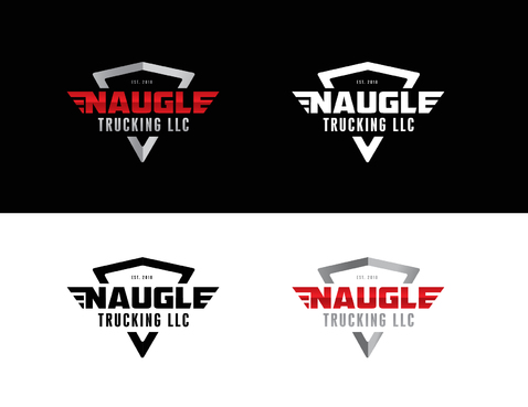Naugle Trucking LLC A Logo, Monogram, or Icon  Draft # 132 by jerald