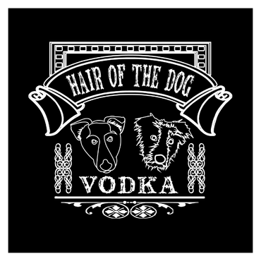 Hair of the Dog Vodka A Logo, Monogram, or Icon  Draft # 31 by naison
