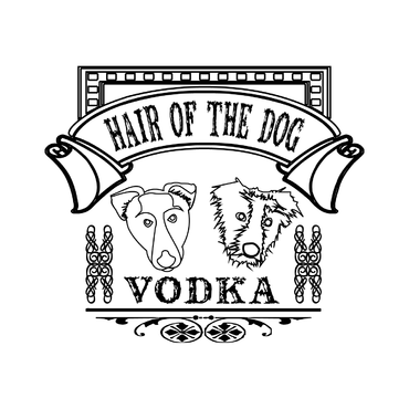 Hair of the Dog Vodka A Logo, Monogram, or Icon  Draft # 32 by naison