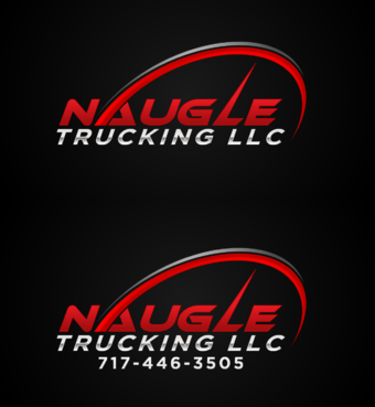 Naugle Trucking LLC A Logo, Monogram, or Icon  Draft # 137 by anijams