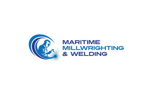 Maritime Millwrighting & Welding A Logo, Monogram, or Icon  Draft # 42 by TheTanveer