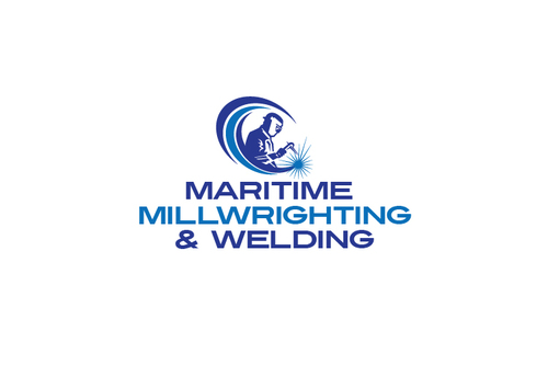 Maritime Millwrighting & Welding A Logo, Monogram, or Icon  Draft # 43 by TheTanveer