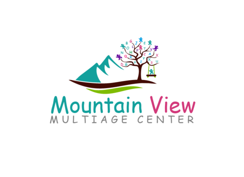 Mountain View Multiage Center A Logo, Monogram, or Icon  Draft # 79 by jazzy