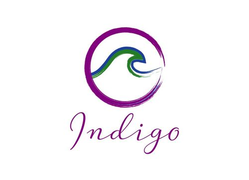 Indigo A Logo, Monogram, or Icon  Draft # 74 by crossdesain