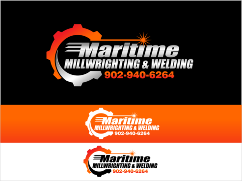 Maritime Millwrighting & Welding A Logo, Monogram, or Icon  Draft # 49 by thebullet