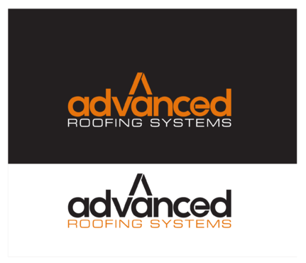 Advanced Roofing Systems  A Logo, Monogram, or Icon  Draft # 12 by DiscoverMyBusiness