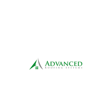 Advanced Roofing Systems  A Logo, Monogram, or Icon  Draft # 18 by TheAnsw3r