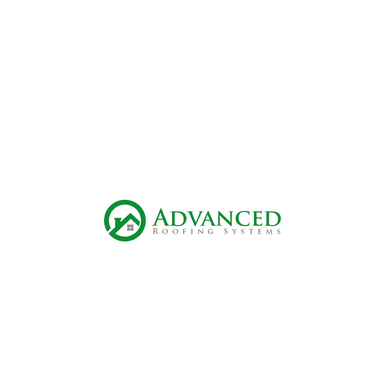 Advanced Roofing Systems  A Logo, Monogram, or Icon  Draft # 19 by TheAnsw3r