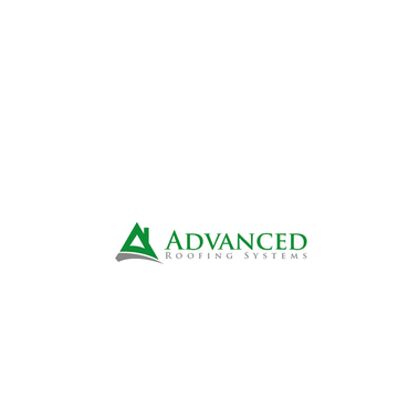 Advanced Roofing Systems  A Logo, Monogram, or Icon  Draft # 20 by TheAnsw3r
