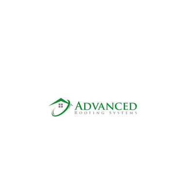 Advanced Roofing Systems  A Logo, Monogram, or Icon  Draft # 23 by TheAnsw3r