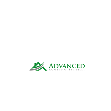 Advanced Roofing Systems  A Logo, Monogram, or Icon  Draft # 26 by TheAnsw3r