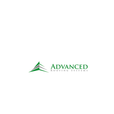 Advanced Roofing Systems  A Logo, Monogram, or Icon  Draft # 27 by TheAnsw3r