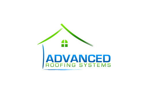 Advanced Roofing Systems  A Logo, Monogram, or Icon  Draft # 30 by jazzy