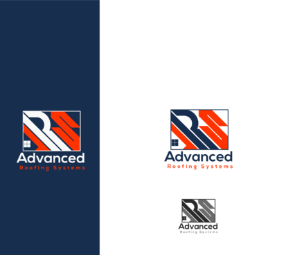 Advanced Roofing Systems  A Logo, Monogram, or Icon  Draft # 54 by goodlogo