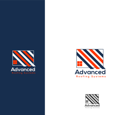 Advanced Roofing Systems  A Logo, Monogram, or Icon  Draft # 55 by goodlogo