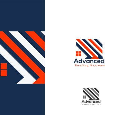 Advanced Roofing Systems  A Logo, Monogram, or Icon  Draft # 57 by goodlogo