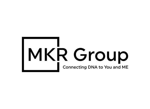 MKR Group a picture of a genetic strand DNA A Logo, Monogram, or Icon  Draft # 118 by crossdesain