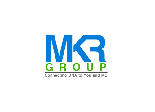 MKR Group a picture of a genetic strand DNA A Logo, Monogram, or Icon  Draft # 128 by jazzy