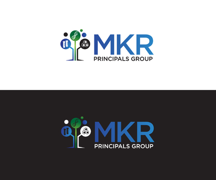 MKR Group a picture of a genetic strand DNA A Logo, Monogram, or Icon  Draft # 134 by Jake04