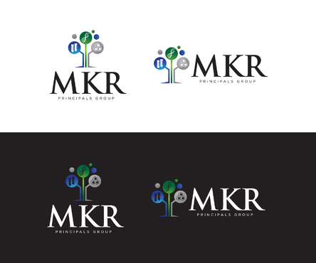 MKR Group a picture of a genetic strand DNA A Logo, Monogram, or Icon  Draft # 138 by Jake04