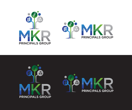 MKR Group a picture of a genetic strand DNA A Logo, Monogram, or Icon  Draft # 148 by Jake04