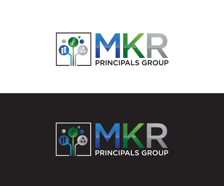 MKR Group a picture of a genetic strand DNA A Logo, Monogram, or Icon  Draft # 149 by Jake04