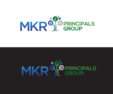 MKR Group a picture of a genetic strand DNA A Logo, Monogram, or Icon  Draft # 152 by Jake04