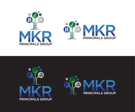 MKR Group a picture of a genetic strand DNA A Logo, Monogram, or Icon  Draft # 153 by Jake04