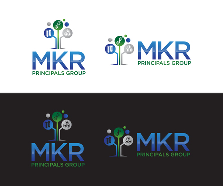 MKR Group a picture of a genetic strand DNA A Logo, Monogram, or Icon  Draft # 155 by Jake04