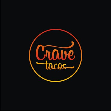 Crave Tacos A Logo, Monogram, or Icon  Draft # 9 by sigen