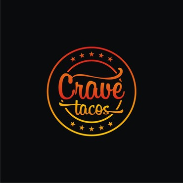 Crave Tacos A Logo, Monogram, or Icon  Draft # 10 by sigen