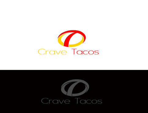 Crave Tacos A Logo, Monogram, or Icon  Draft # 11 by DesignBD