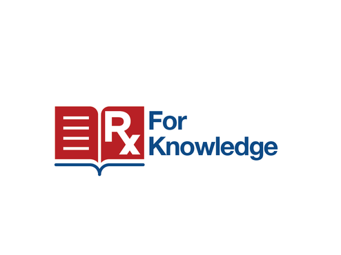 Rx For Knowledge A Logo, Monogram, or Icon  Draft # 47 by Harni