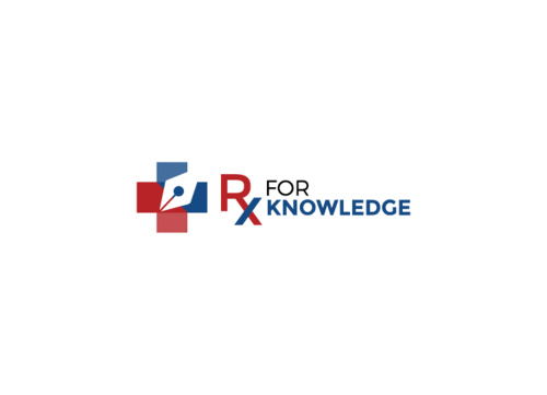 Rx For Knowledge A Logo, Monogram, or Icon  Draft # 49 by FauzanZainal