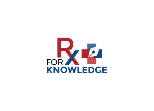 Rx For Knowledge A Logo, Monogram, or Icon  Draft # 50 by FauzanZainal