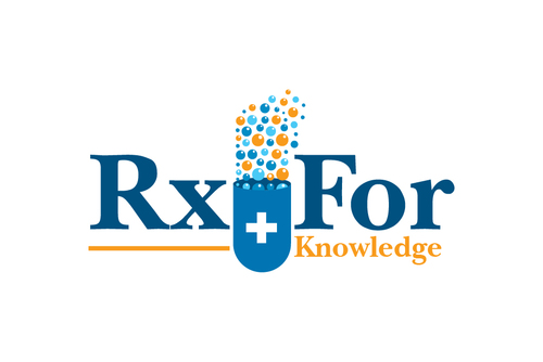 Rx For Knowledge A Logo, Monogram, or Icon  Draft # 54 by Filter